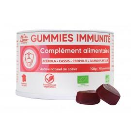 Gummies système immunitaire...