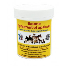 Baume hydratant et apaisant - Animaux -vozydeo