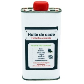 Huile de  Cade Vraie